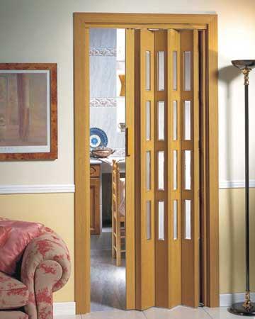 Portas de Fole PVC