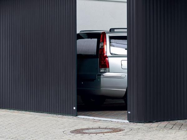 Portões de Garagem Vertico